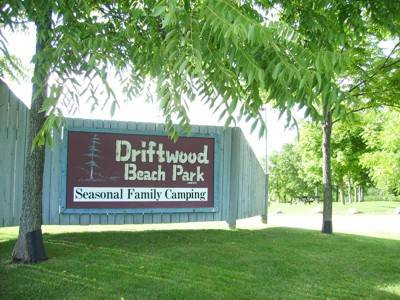 Driftwood Beach Park Facilities